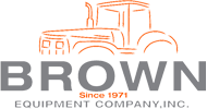 Brown Equipment Company, Inc. Logo
